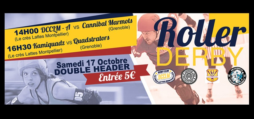 Double header contre Grenoble