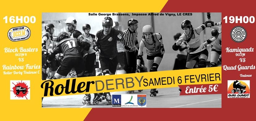 Double header contre Toulouse !